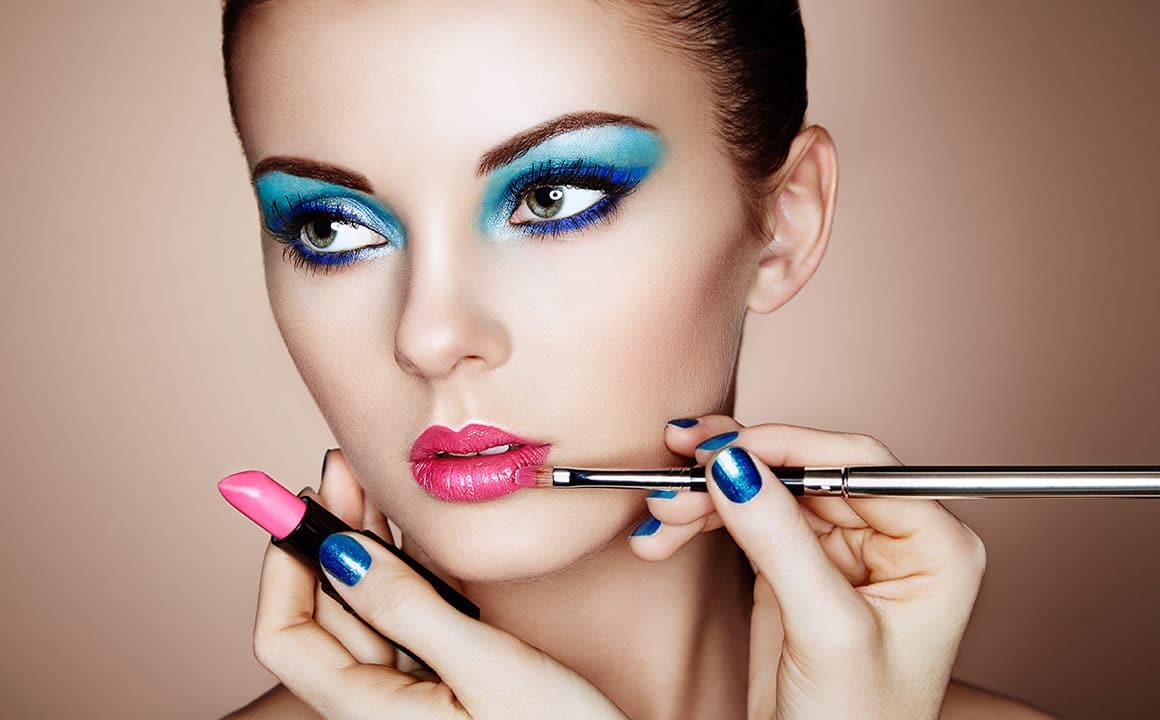 Overusing Makeup