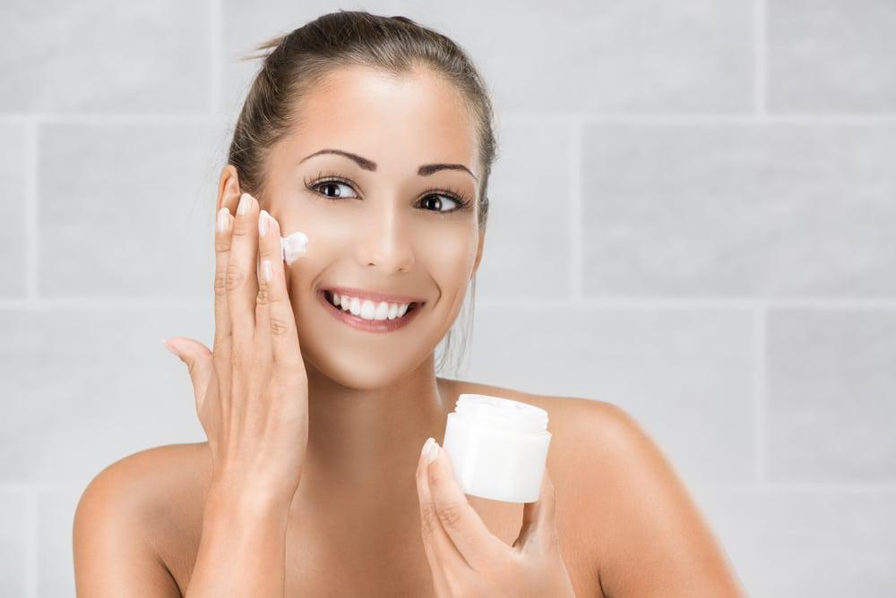 moisturize before applying foundation